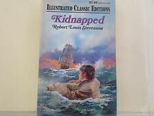 "Great Illustrated Classics ""Kidnapped"" by Robert Louis Stevenson Paperback"