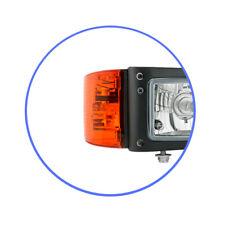 Blinker Zusatzblinker rechts Schlepper Baumaschinen Bagger Traktor mit Glühbirne