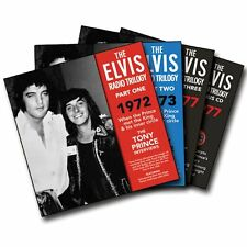 DMC la trilogie radio Elvis-Tony Prince's most amazing interviews sur 4 CD