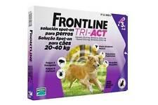FRONTLINE TRI-ACT 20-40 KG (3 pipetas)  – ANTIPARASITARIO