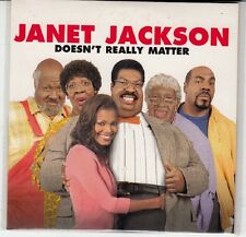 CD SP JANET JACKSON *DOESN'T REALLY MATTER*