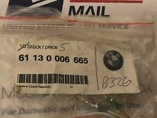 NEW Genuine BMW Bushing Contact Wire (.75mm) 61130006665  AM000370-103