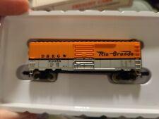 Bachmann N Scale Rio Grande D&RGW 60066 Freight Box Car