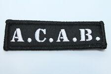 ACAB PATCH (MBP 019)