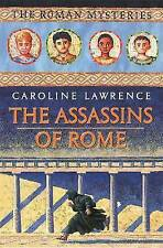 04 The Assassins of Rome (ROMAN MYSTERIES), Lawrence, Caroline | Hardcover Book