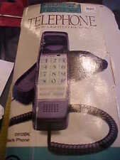 Vintage Telephone Black Bell South Straight Talk 910 #0910BK For Parts No Dial