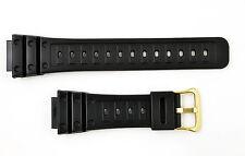 G-Shock Genuine 18mm Watch Band  Black DW-5600C DW-5400C DW-5000 Casio