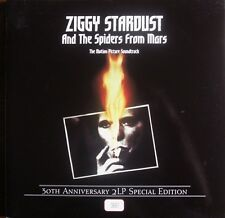 DAVID BOWIE Ziggy Stardust Motion Picture Soundtrack 30th Ann. RED vinyl #3355