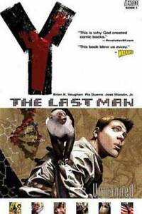 Y, the last man. Vol. 1 Unmanned by Pia Guerra (Paperback)