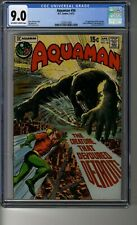 Aquaman # 56 - Cgc 9.0 - Ow/White Pages - Nick Cardy Cover - First App Crusader
