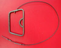 USAAF/USN SEAT/BACK PACK PARACHUTE D RING