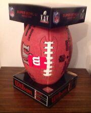 NFL  OFFICIAL FOOTBALL. THE. DUKE SUPER BOWL  L I