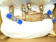 """Febco 1/2"""" LF850 DC Lead Free Backflow Preventer Watts"""