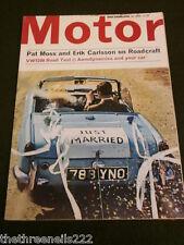 MOTOR MAGAZINE - VW1200 ROAD TEST - APRIL 10 1965