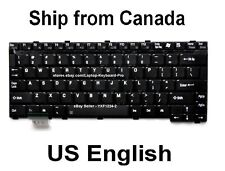 Keyboard for Toshiba Satellite U200 U205 U300 U305 Tecra M6 M8 - US G83C0004LBUS