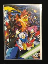 Megaman # 50 - Connecting Cover - Archie Comics - NM
