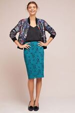 NWT Anthropologie Anisa Lace Pencil Skirt  by HD in Paris Size 00