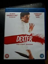Dexter Complete First Season 1 Blu-ray