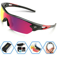 Polarized Sports Sunglasses Cycling Running Driving Fishing Eyewear Glasses