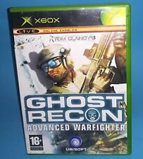 Tom Clancy's Ghost Recon Advanced Warfighter XBOX ORIGINAL Microsoft FREE UK P&P