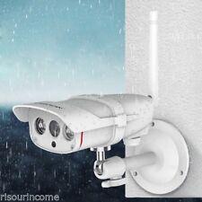 Vstarcam C16S 1080P Indoor Outdoor Camera+Motion Detection Alarm+2pcs LED Lights