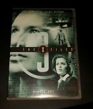 The X-Files:  Sci-Fi TV Series Complete Season 3 Box / DVD Set 6 discs