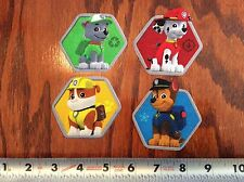 Nickelodeon Paw Patrol Fabric Iron On Appliques. So CUTE!