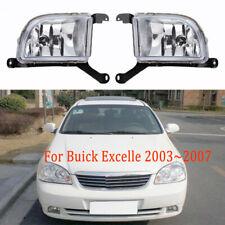 2X Fog Light For Buick for Excelle HRV 2003~2007 For Daewoo For Chevrolet Lamp