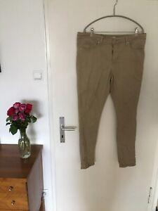 Levis 311 Shaping Skinny Damen Jeans Beige 32/30