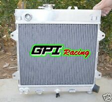 GPI Aluminum radiator for BMW E30 M10 316i 318i MT 1982-1991 83 84 85 86 87