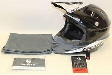 BNIB SCOTT 350 Pro Trophy MX Motocross Bike Enduro Off Road Quad Black Helmet