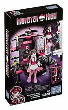 Mega Bloks Monster High Draculaura's vamptastic chambre Jeu de construction