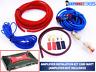 1500 Watt Complete 8 GAUGE Car Amp Audio Amplifier Wiring Kit Cable Subwoofer