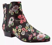 New ❤️Next❤️UK Size 3.5 Multi Floral Pointy Pixie Ankle Boots / Shoes (36 EU)
