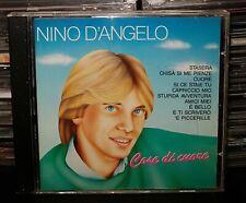 NINO D'ANGELO - COSE DI CUORE1999CD