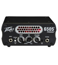 New Peavey 6505 Piranha Guitar Amplifier Head!