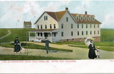 UNPOSTED UNDIV/BK POSTCARD THE BUCKMINSTER TEACHERS HOTEL GOOD WILL FARM MAINE