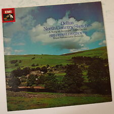 "12"" LP record DELIUS north country sketches , sir charles groves"