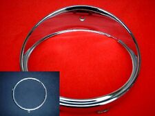 NICE 80 81 82 83 84 85 86 87 Jaguar XJ6 Headlight inner Chrome Bezel Ring