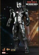 Hot Toys Iron Man War Machine Mark II Diecast MMS198-D03 Figure Ironman