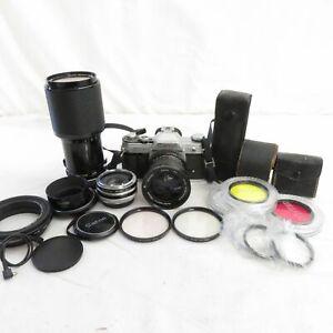 Vintage Canon AT1 Film Camera