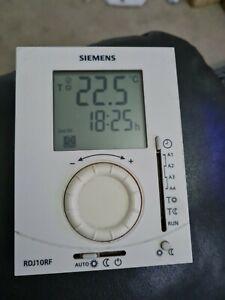 Siemens RDH10RF-GB RF Wireless Digital Room Thermostat