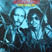 "Hudson-Ford:  ""Worlds Collide""  (CD Reissue)"