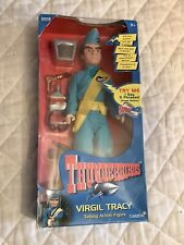 Thunderbirds Virgil Tracy Talking Action Figure With Accessories - Never Used