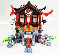 Lego Ninjago der Tempel der Auferstehung aus dem Set 70643 - Ohne Figuren