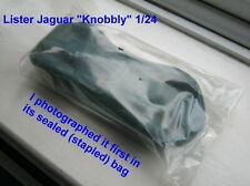 "Vintage Auto Hobbies - Lister Jaguar ""Knobbly"" Body - 1/24 - Damaged - Rare"