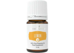 Lemon+5ml Young Living Essential Oil Food Supplement 100% Pure New