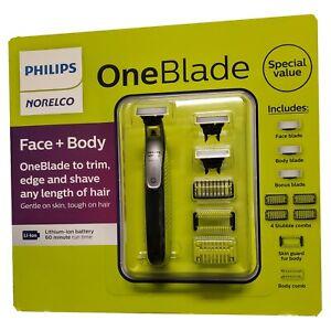 🔥 Philips Norelco OneBlade Face + Body Pro Shaver (Premium Bundle) 🔥