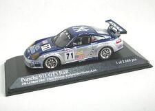 Porsche 911 GT3 RSR N° 71 LeMans 2005