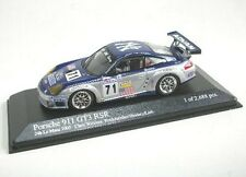 Porsche 911 GT3 RSR N° 71 Du Mans 2005